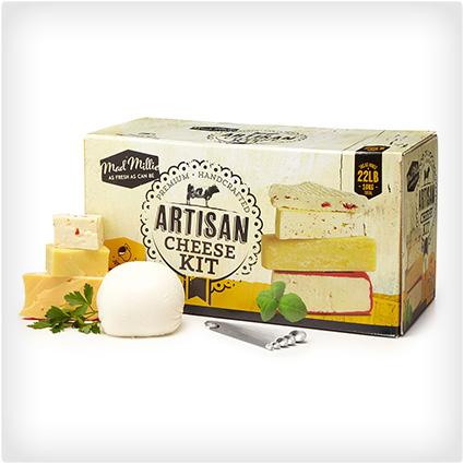 Наборы для изготовления сыра
