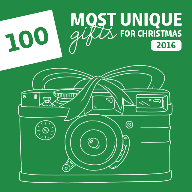 2017 Hot List: 500+ Most Unique Christmas Gift Ideas of the Year