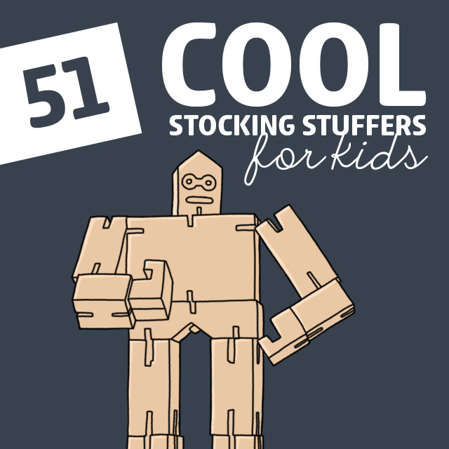 51 ridiculously cool stocking stuffers for kids dodo burd