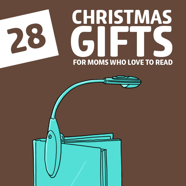 28 christmas gifts for moms who love to read dodo burd