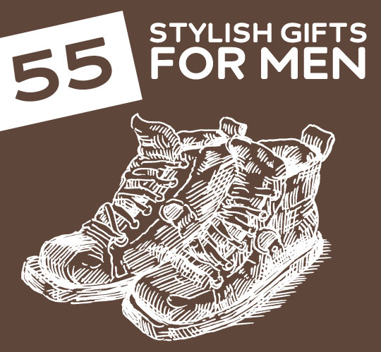 55 Stylish Gifts For Men And Other Cool Stuff Guys